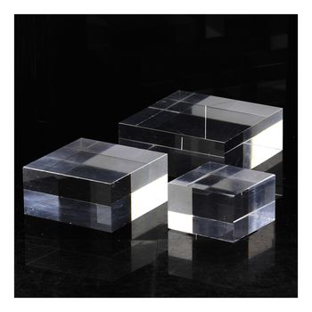Stand Acrylic Holder for Minerals. 10 pcs.