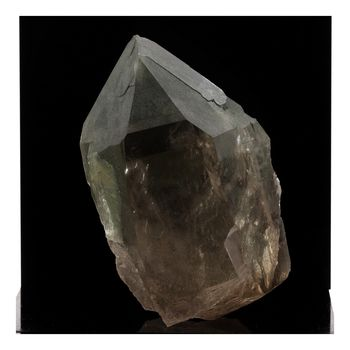 Quartz fumé. 1713.0 ct.