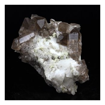 Quartz fumé. 356.0 ct.