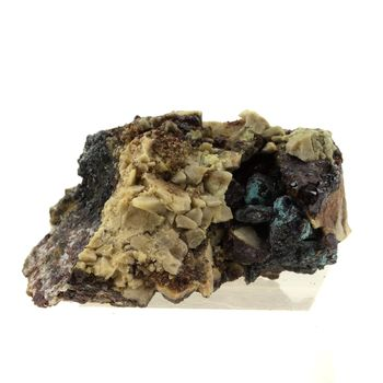 Bournonite + Sphalerite. 220.0 ct.