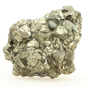 Pyrite + Calcite. 559.0 ct.