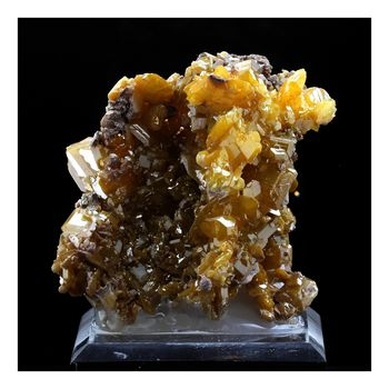 Wulfenite. 898.0 ct.