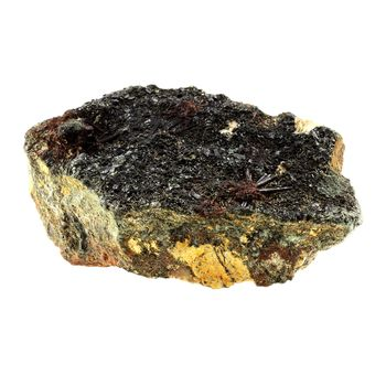 Clinochlore + Muscovite + Vesuvianite.