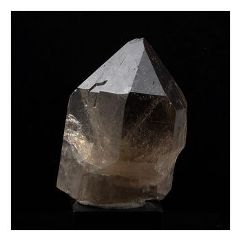 Quartz fumé. 117.0 ct.