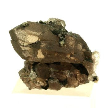 Smoky quartz.