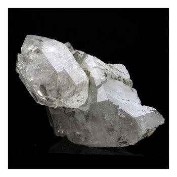 Quartz fumé. 296.0 ct.