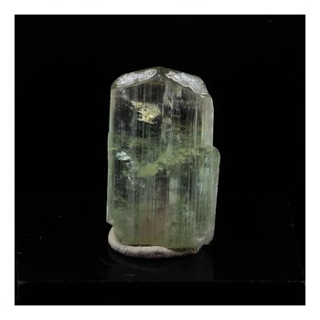 15*9*8 mm 11.35 Carats Stunning Terminated And Undamaged Watermelon Tourmaline Crystal From Paproke Afghanistan