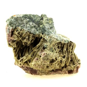 Axinite + Epidote.
