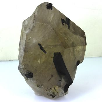 Quartz Citrine + Tourmaline. 9896.5 ct. (2 kg).