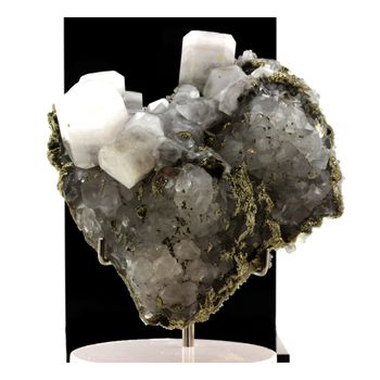 Calcite, Pyrite. 3184.5 ct.