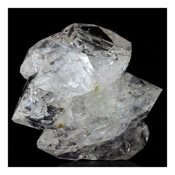 Biterminated Quartz.