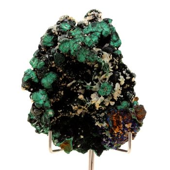 Malachite + Cerusite. 600.0 ct.