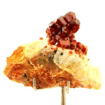 Vanadinite. 363.5 ct.