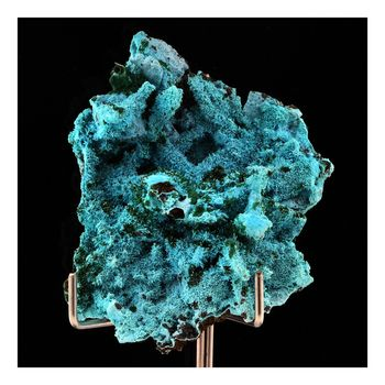 Chrysocolle. 113.5 ct.
