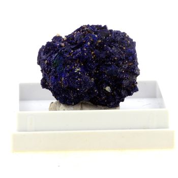 Chessylite (Azurite). 103.5 ct.