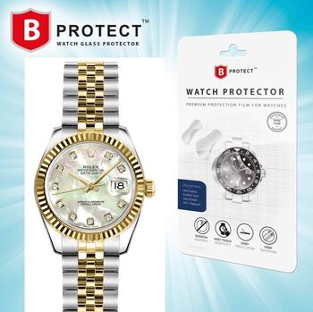 B PROTECT for Rolex Date Just (Lady). 3 pcs