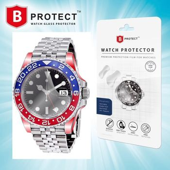B PROTECT for Rolex GMT Master 2. 3 pcs