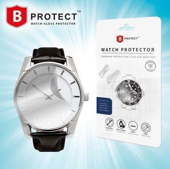 B-PROTECT Watch Glass Protector FLAT.