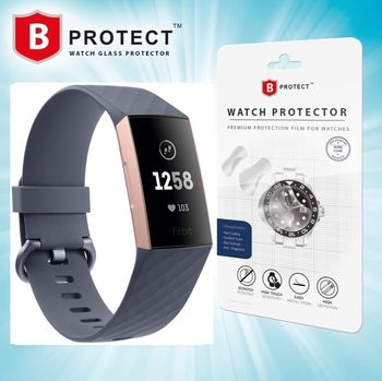 B PROTECT for Fitbit Charge 3. 10 pcs