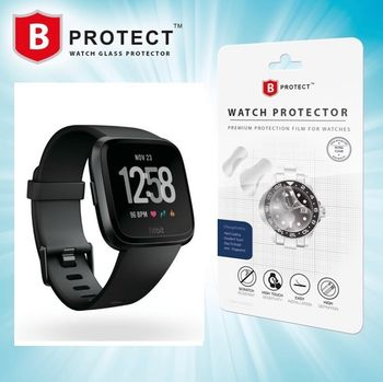 B PROTECT for Fitbit Versa. 10 pcs