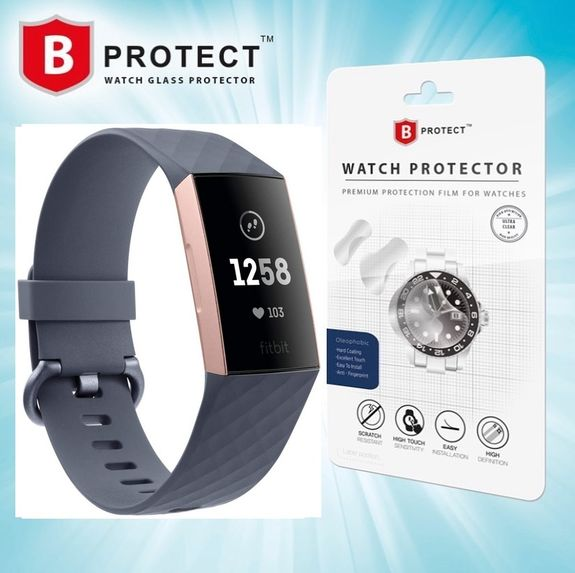 Protection pour montre Fitbit Charge 3.
