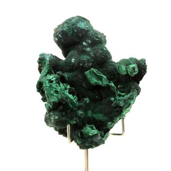 Malachite. 585.0 ct.