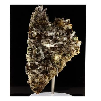 Siderite, Quartz , Pyrite. 1114.0 ct.