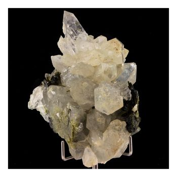 Quartz + Epidote. 720.0 ct.
