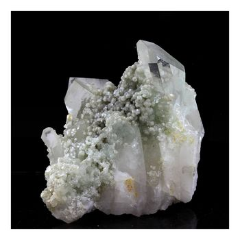 Quartz + Cookeite. 275.0 ct.