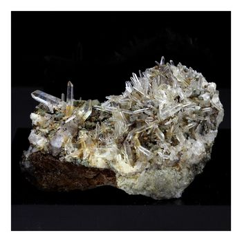 Siderite, Quartz , Pyrite. 642.0 ct.