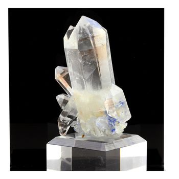 Quartz + Dumortierite. 643.0 ct.