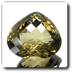 21.33ct BEAUTIFUL PEAR 100% NATURAL SMOKY QUARTZ