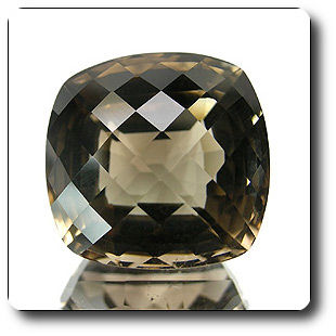 32.61ct BEAUTIFUL ANTIQUE 100% NATURAL SMOKY QUARTZ