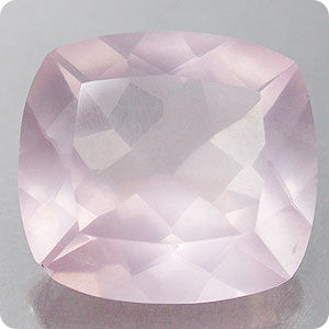 5.96 cts QUARTZ ROSE . VS