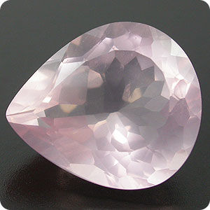 6.32CT. LOVELY! UNHEATED PINK  QUARTZ  MADAGASCAR