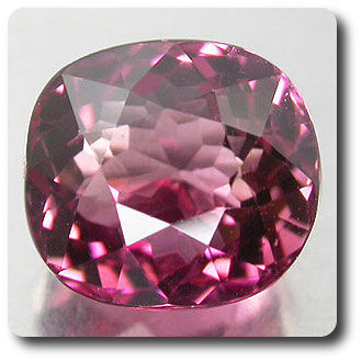 1.76 cts TOURMALINE ROSE . VS