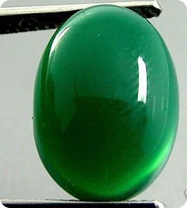 2.15CT. NATURAL GREEN AGATE