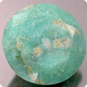 5.94CT. NATURAL AMAZONITE AFRICA