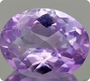 4.35ct  NATURAL  AMETHYST BRAZIL