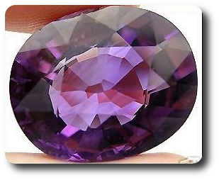 15.33 cts AMETHYSTE . IF