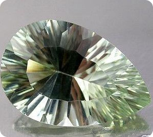 5.03ct  NATURAL GREEN AMETHYST BRAZIL