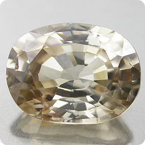 MAGNETIZE! 2.27CT. CHAMPAGNE NATURAL ZIRCON