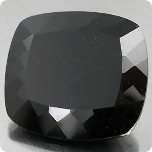 ENORMOUS! 24.68CT. UNHEATED TOP BLACK  TOURMALINE  AFRICA