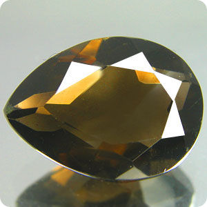9.90CT. NATURAL SMOKY QUARTZ