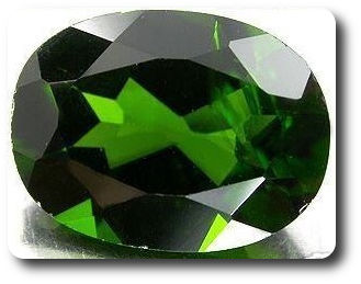 1.42ct Natural Unheated Chrome Diopside Russia