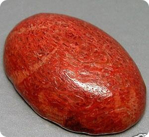 6.05 cts CORAIL ROUGE