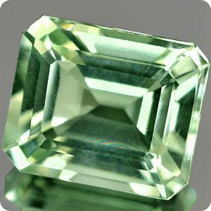 5.23 Ct. Calibrate Size Green Amethyst
