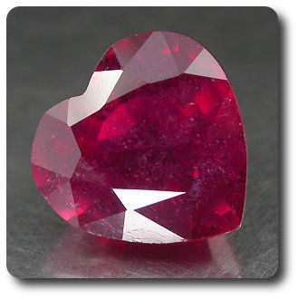 2.26ct  NATURAL RED RUBY