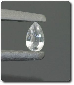 0.05 cts POUDRETTEITE. IF