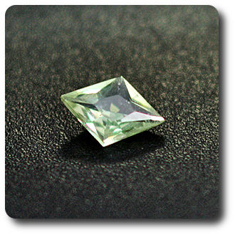 0.19CT. GREEN ZOISITE . IF